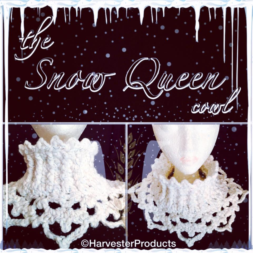 Snow Queen Cowl by Harvester Products